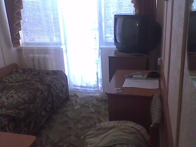 Гостиница Сурож, Крым