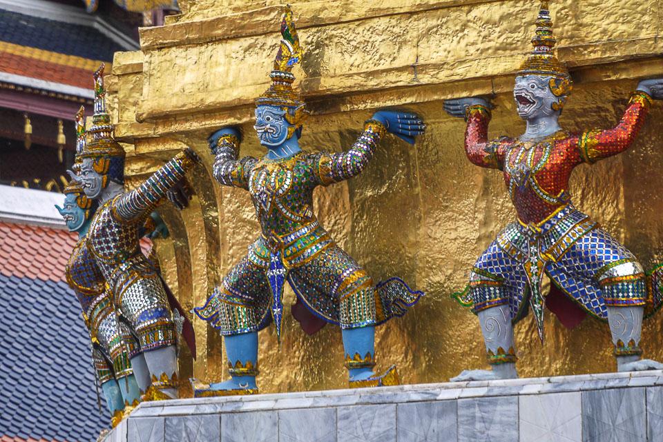 Королевский дворец в Бангкоке