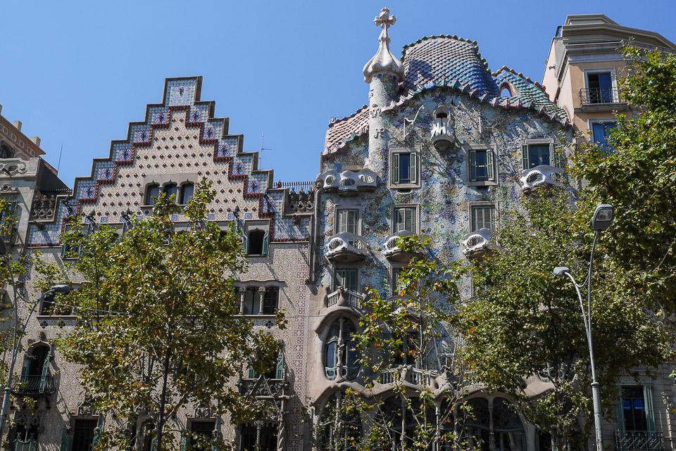 Барселона 2014