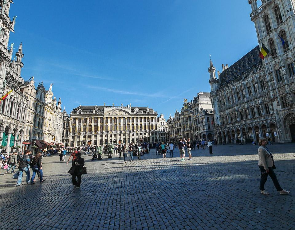 Брюссель 2014