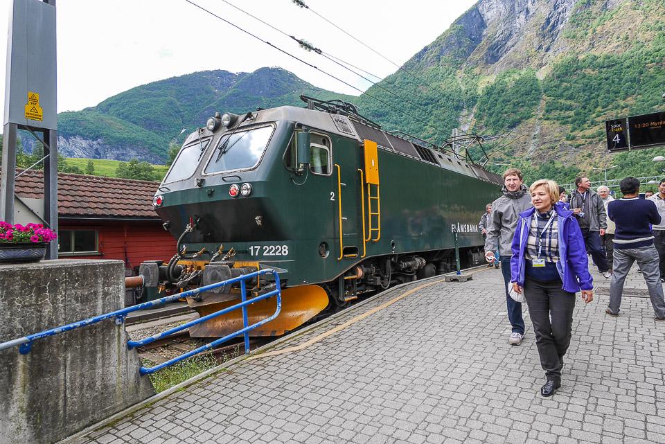 Фломская железная дорога 2014