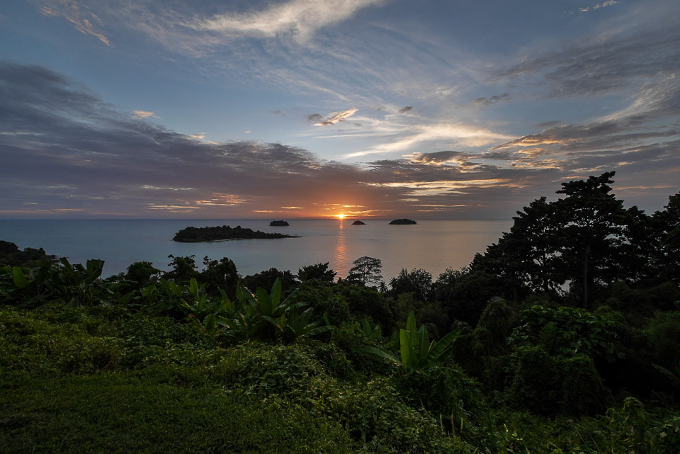 Остров Ко-Чанг в Октябре 2014