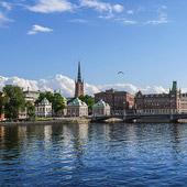 Стокгольм. Часть 2