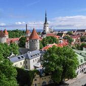 Таллин. Часть 1