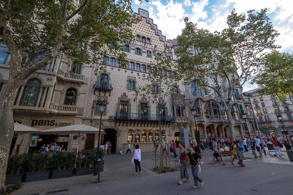 Барселона 2015