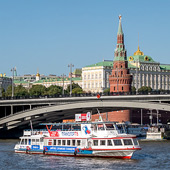 Москва с воды