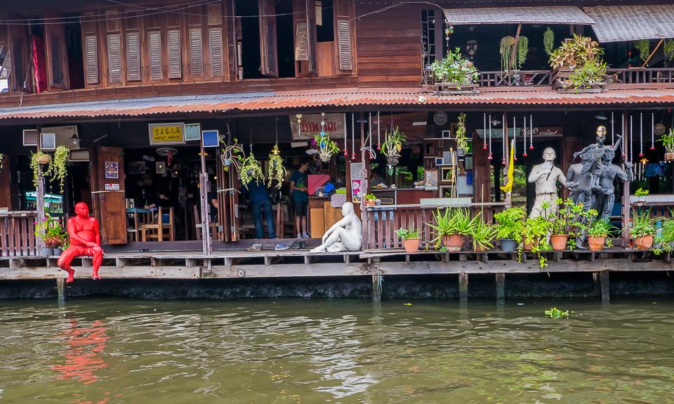Бангкок в октябре