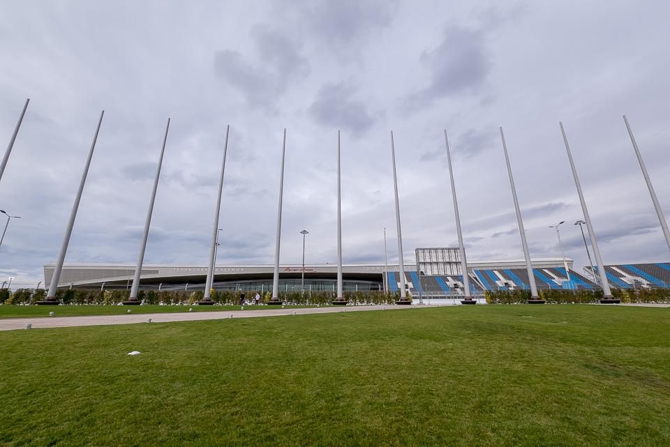 Олимпийский парк Сочи 2016