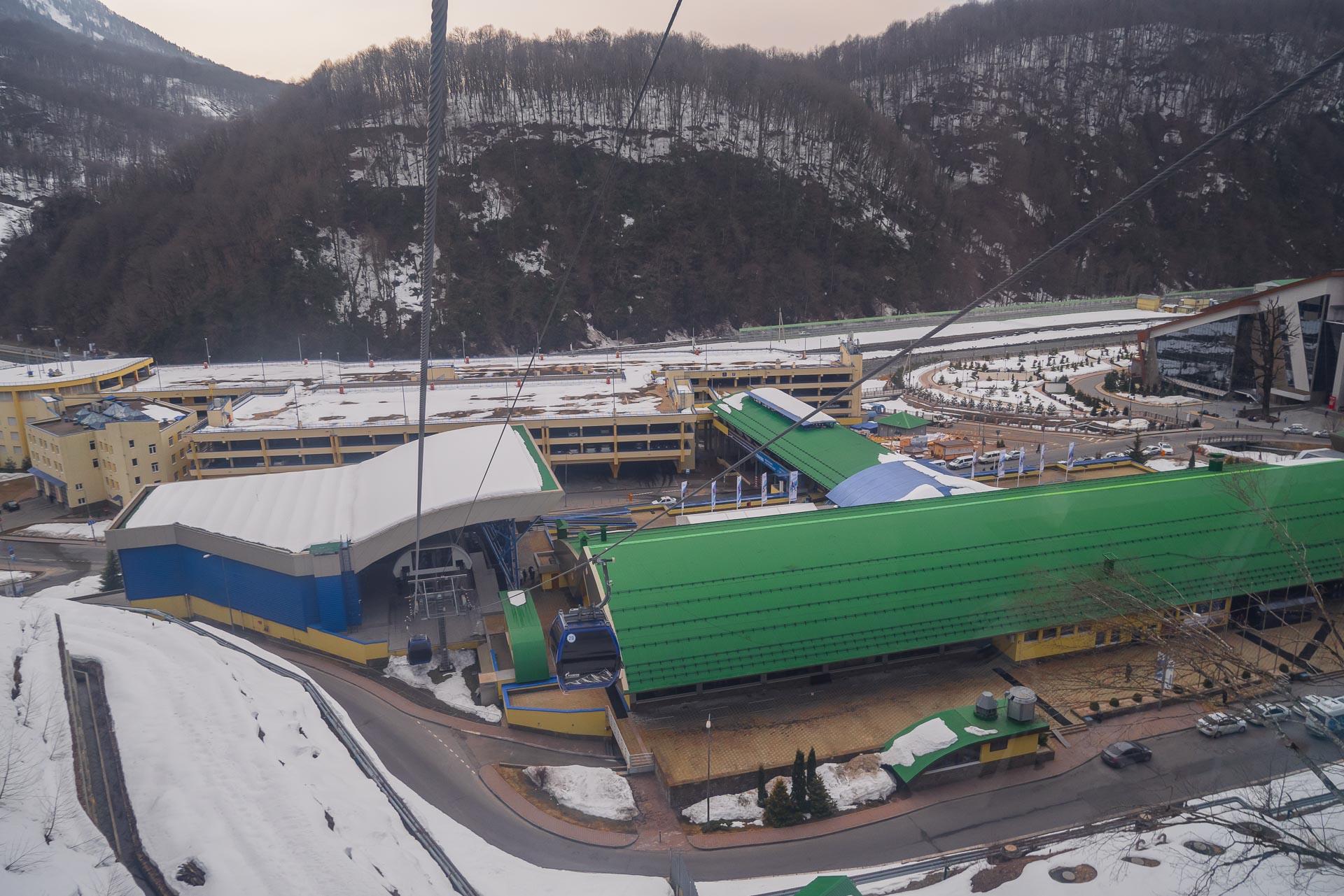 ГК Газпром в марте 2017