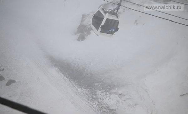 Непогода на Эльбрусе