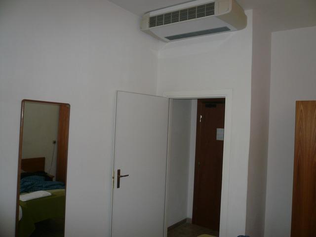 Отель Саньтьяго 3*. Кондиционер