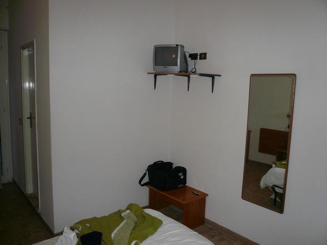 Отель Саньтьяго 3*. Телевизор
