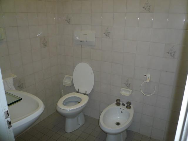 Отель Саньтьяго 3*. Туалет