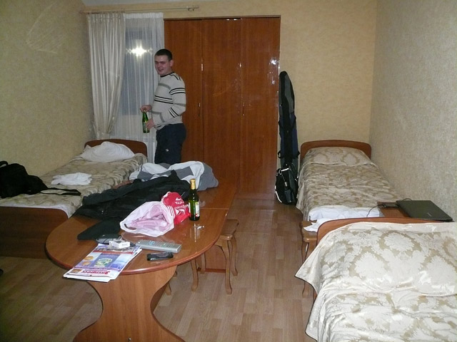 Отель Аибга. Эсто-Садок