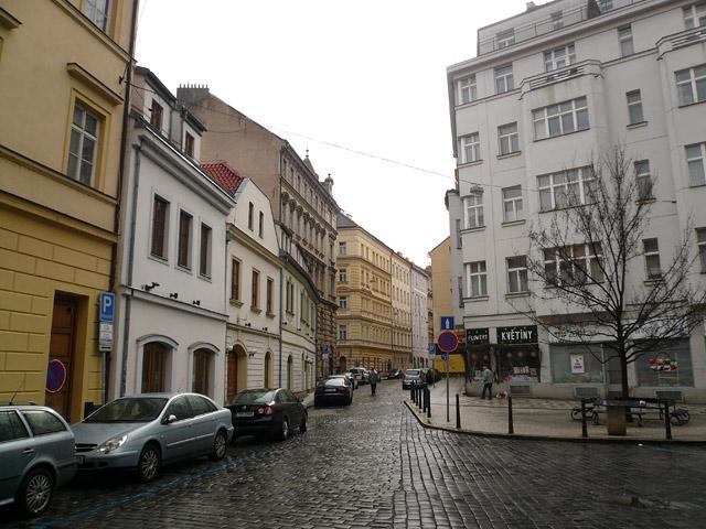 Прага. Intro