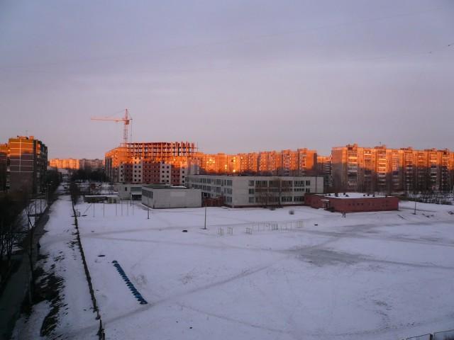Вид из окна - Фотопроект