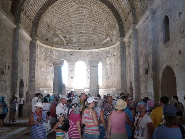 Церковь Святого Николая в Демре