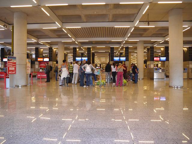 Аэропорт  Пальмы-Де-Майорка