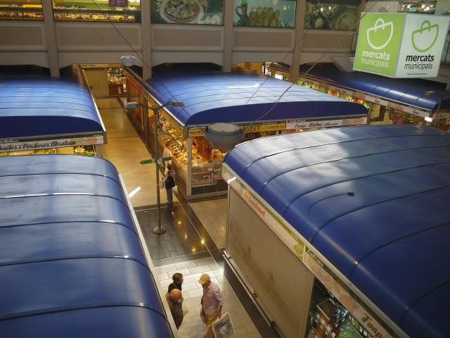 Рынок Оливар в Пальме