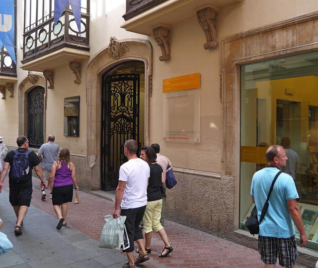 Музей современного Испанского искусства в Пальме