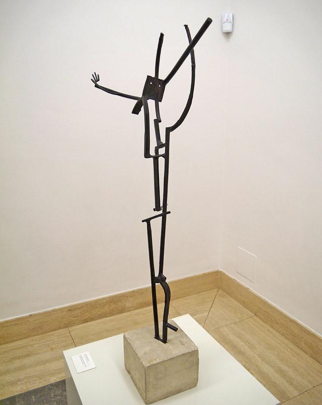 Grand personnage debout, 1934 (Julio González)