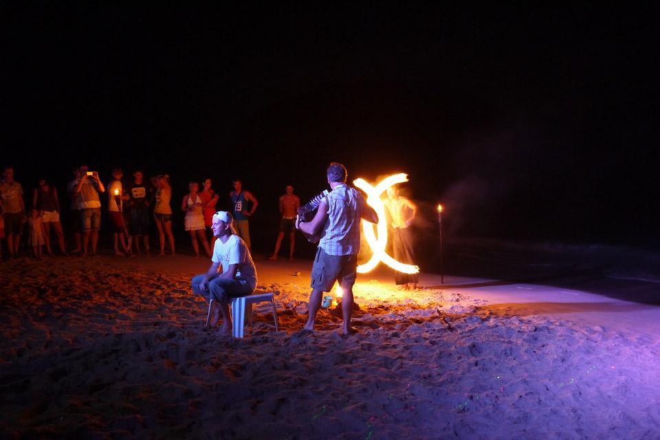 Aviasales.ru - 5 лет Празднование ДР на пляже Януи