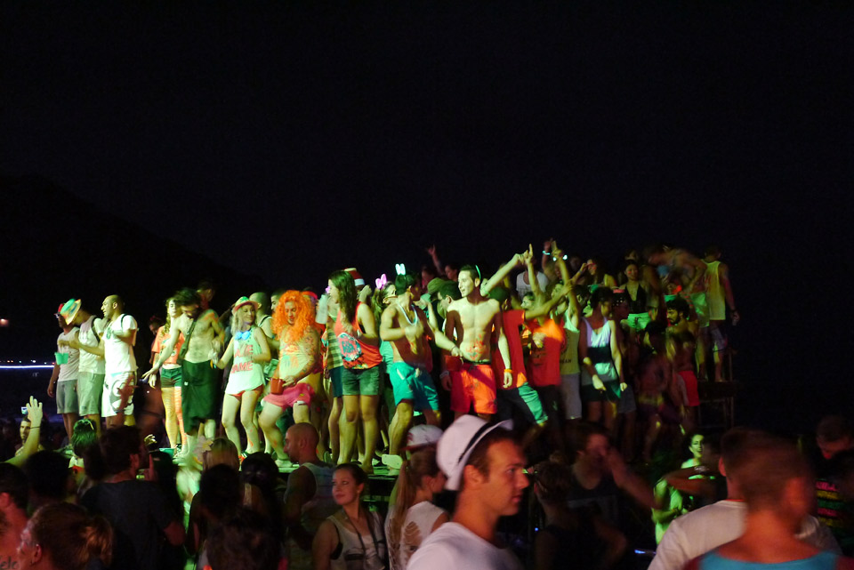 Full Moon Party - 28 November 2012