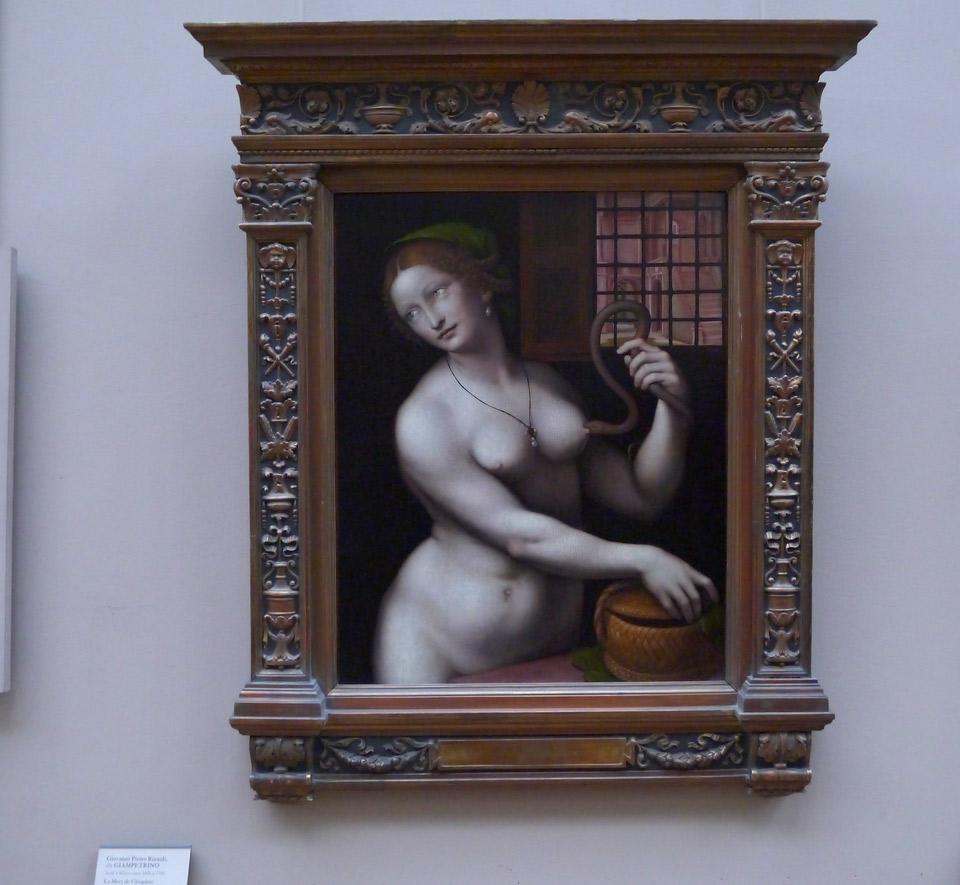 Эротический Лувр