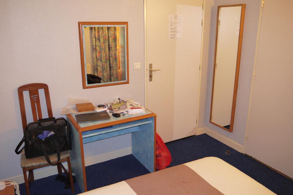 Отель Royal Mansart Париж