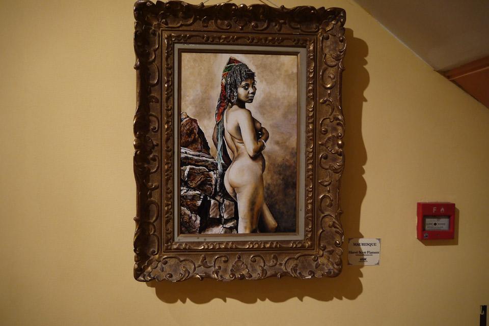 Эротический музей в Париже