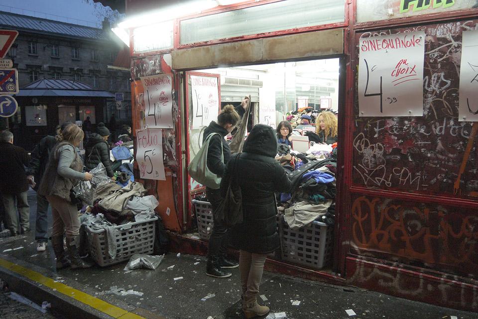 Где Купить Одежду В Париже