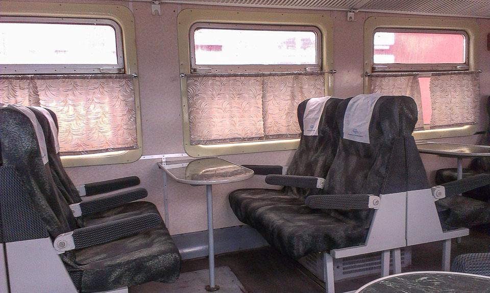 128 а поезд схема вагона