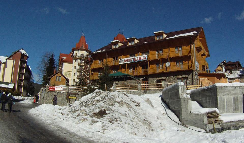Отель Довбушанка