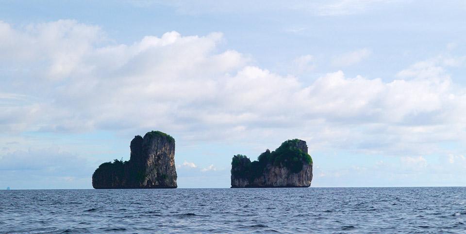 Экскурсия по островам Таиланда. Возвращаемся