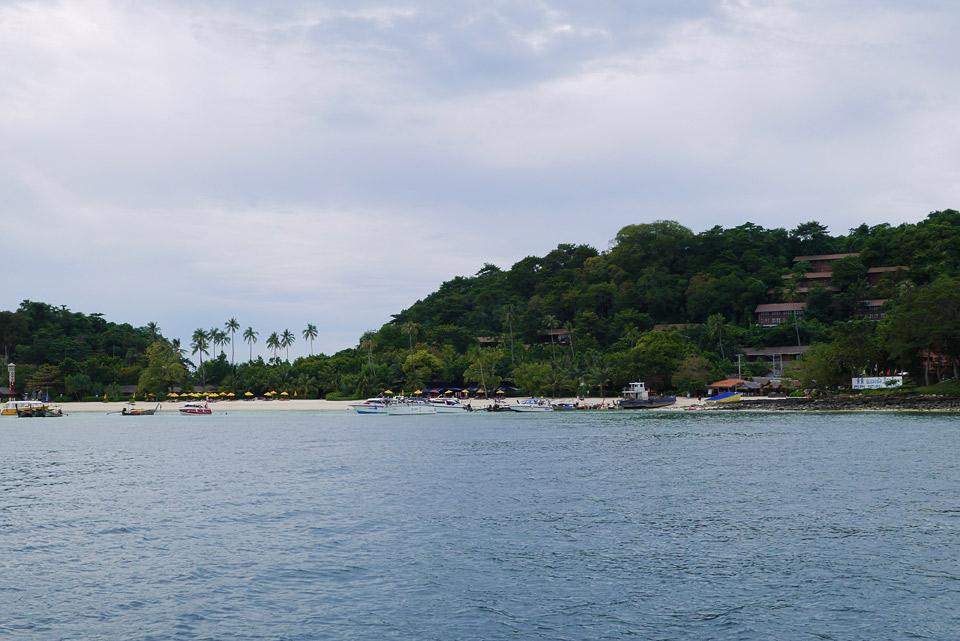 Остров Пхи-Пхи Дон