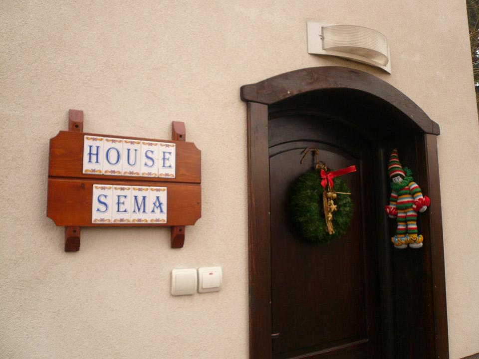 Отель Сема