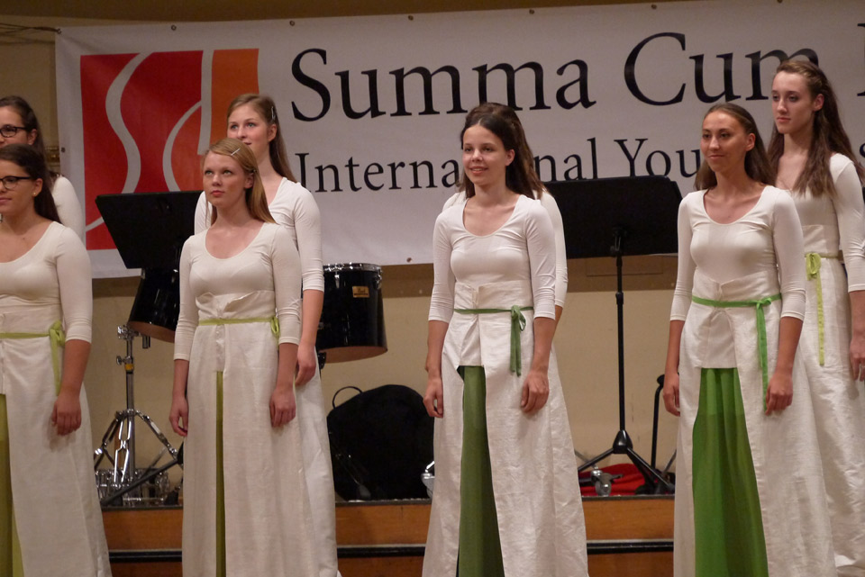 Summa Cum Laude - Gala Winners Concert