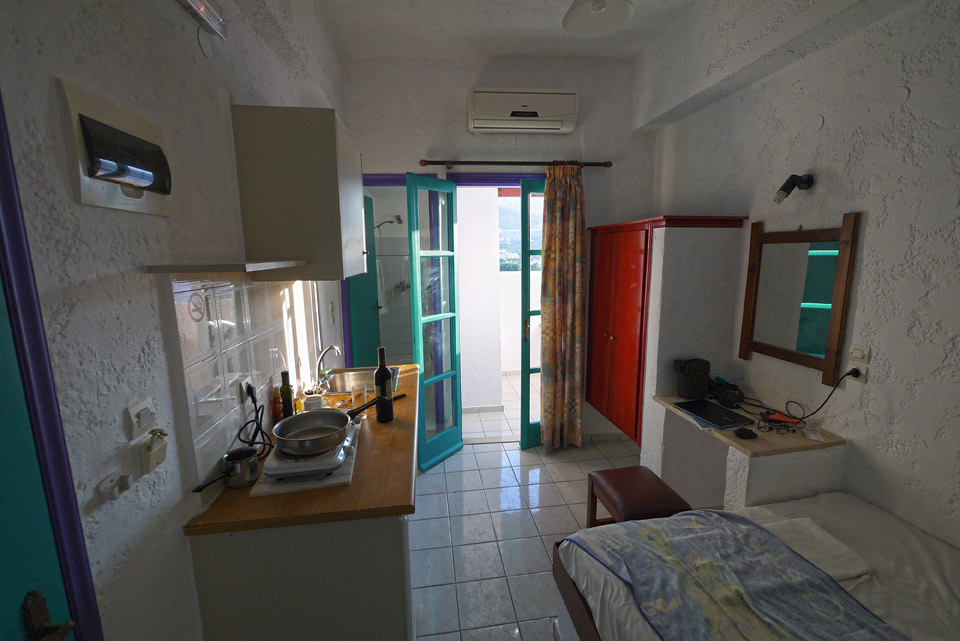 отель Litsa Studios