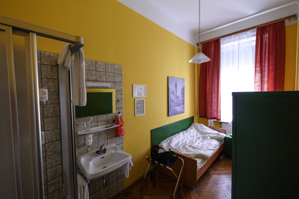 Отель Pension Lehrerhaus