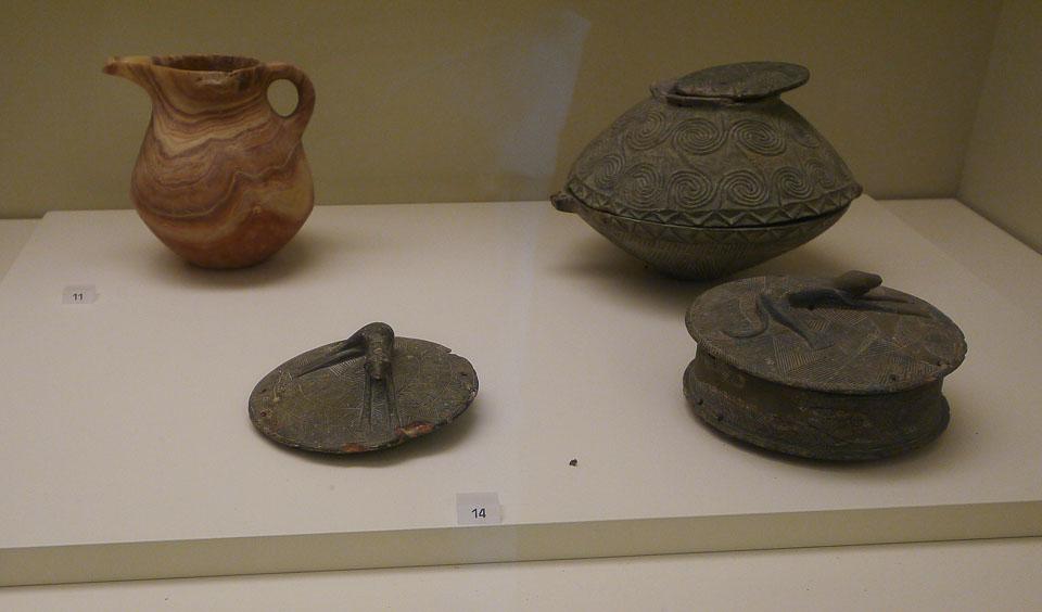Археологический музей Ираклиона (о. Крит)
