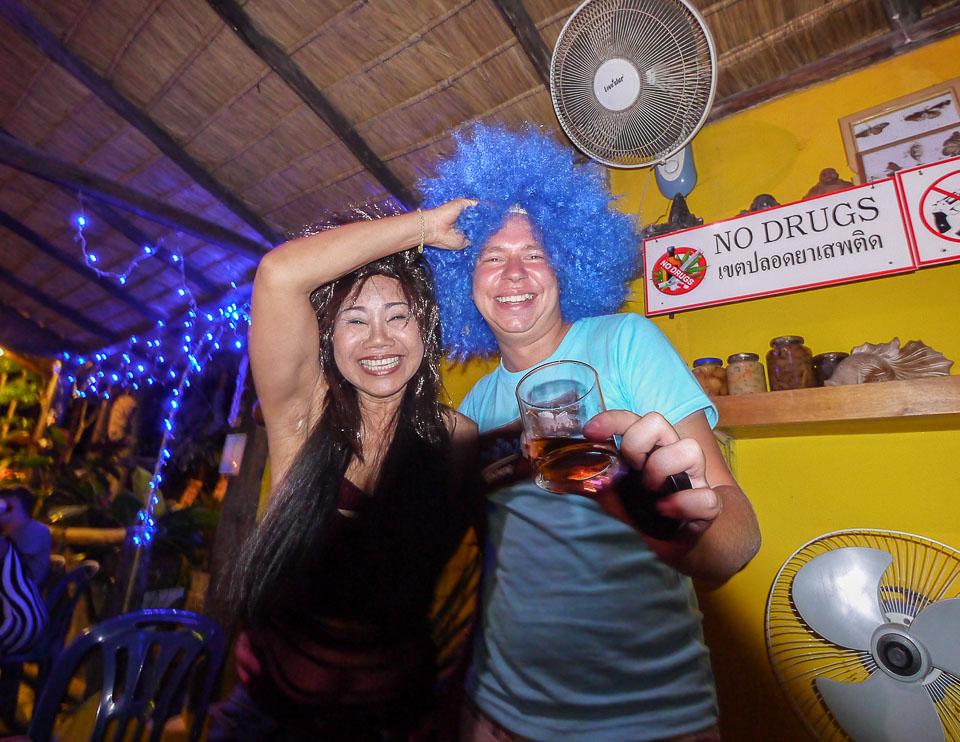 Home Bar, остров Чанг