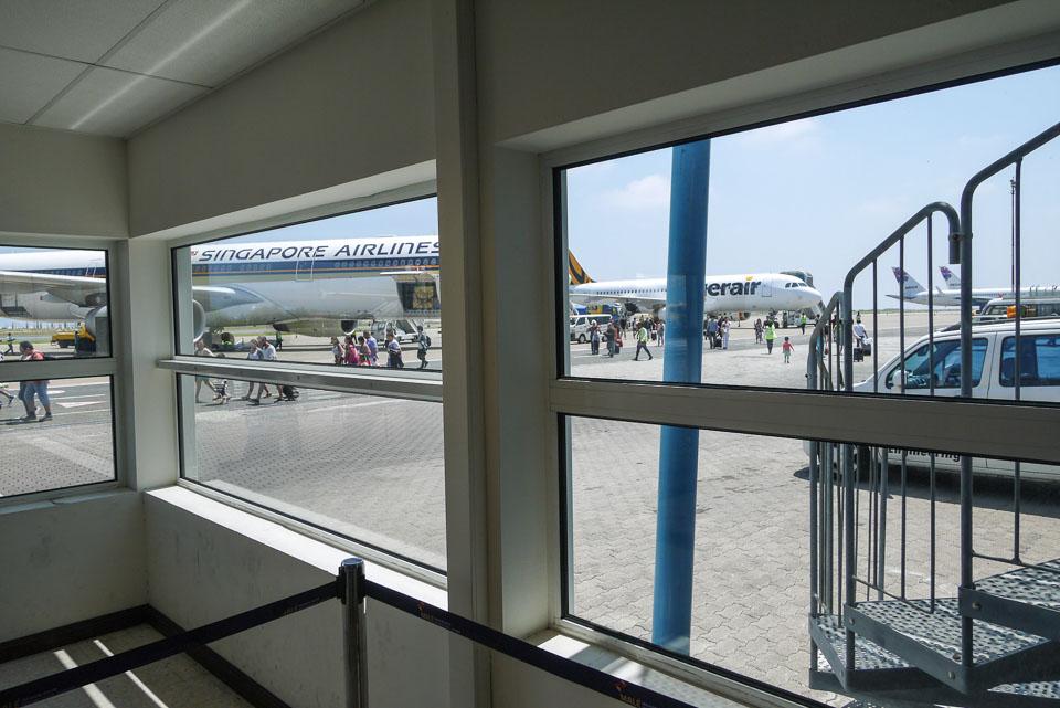 Аэропорт Мале
