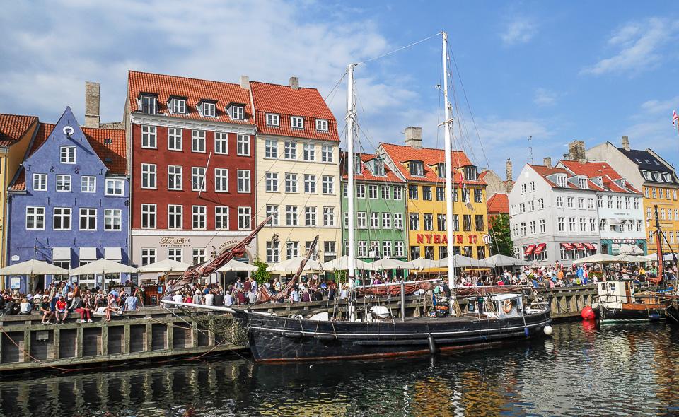 Тур по Скандинавии с ТурТрансВояж 8FB. Копенгаген