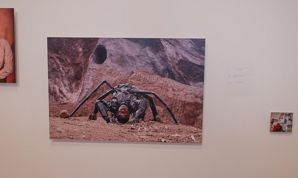 Выставка современного искусства Felix & Foam
