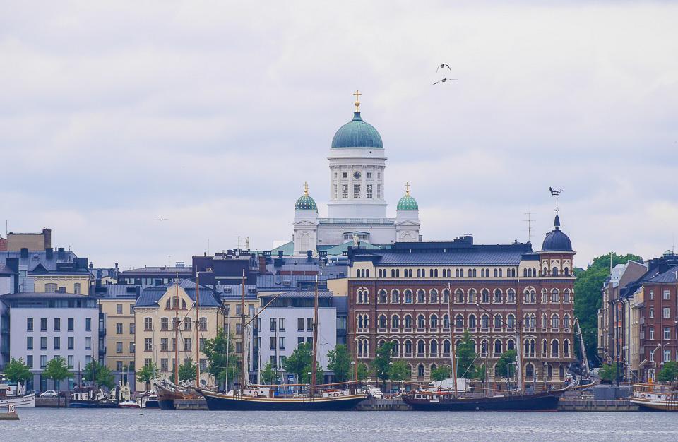 Тур по Скандинавии с ТурТрансВояж 8FB. Хельсинки