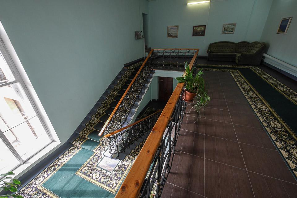 Отель на Саперном