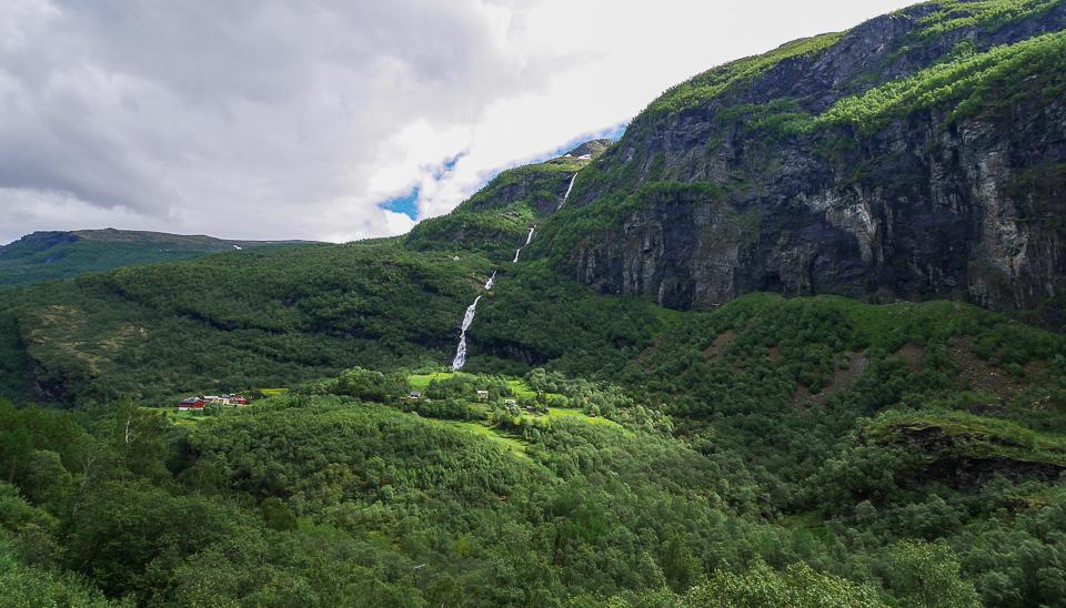 Тур по Скандинавии с ТурТрансВояж 8FB. Норвегия