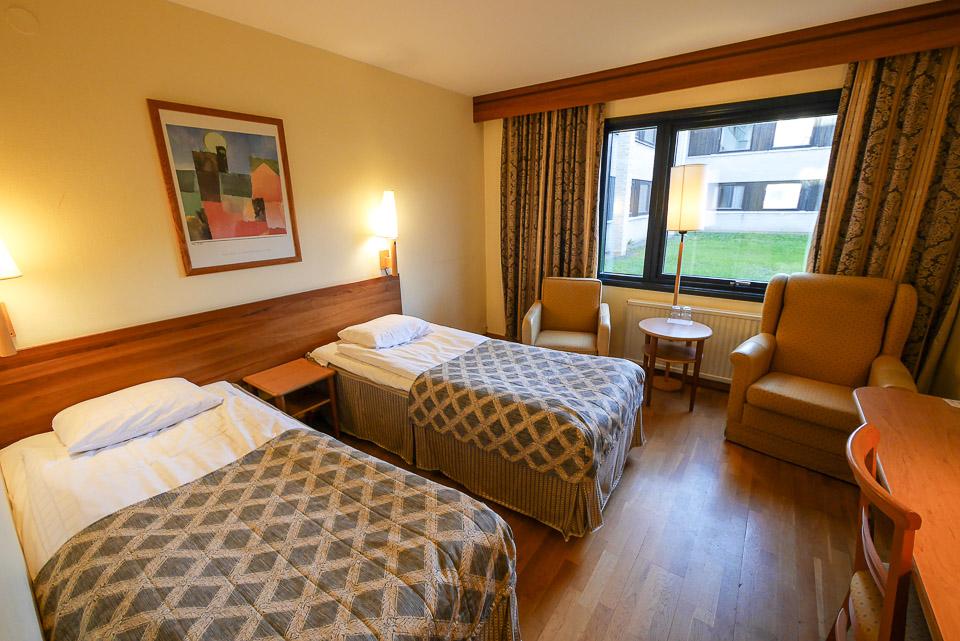 Отель Scandic Helsingborg Nord