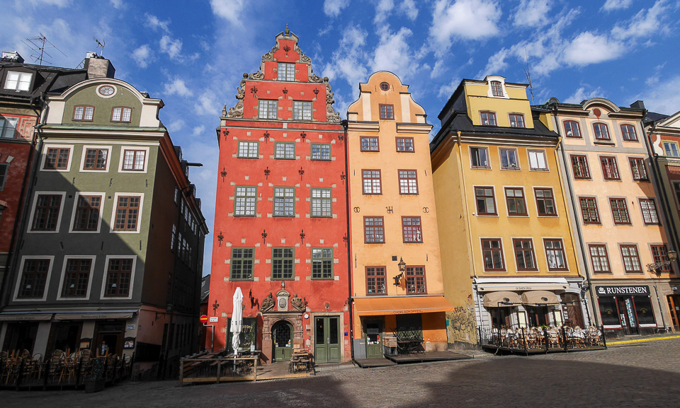 Тур по Скандинавии с ТурТрансВояж 8FB. Стокгольм