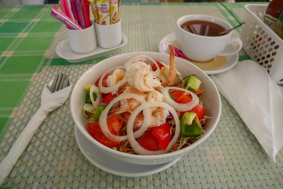 Самая лучшая тайская кафешка на Патонге